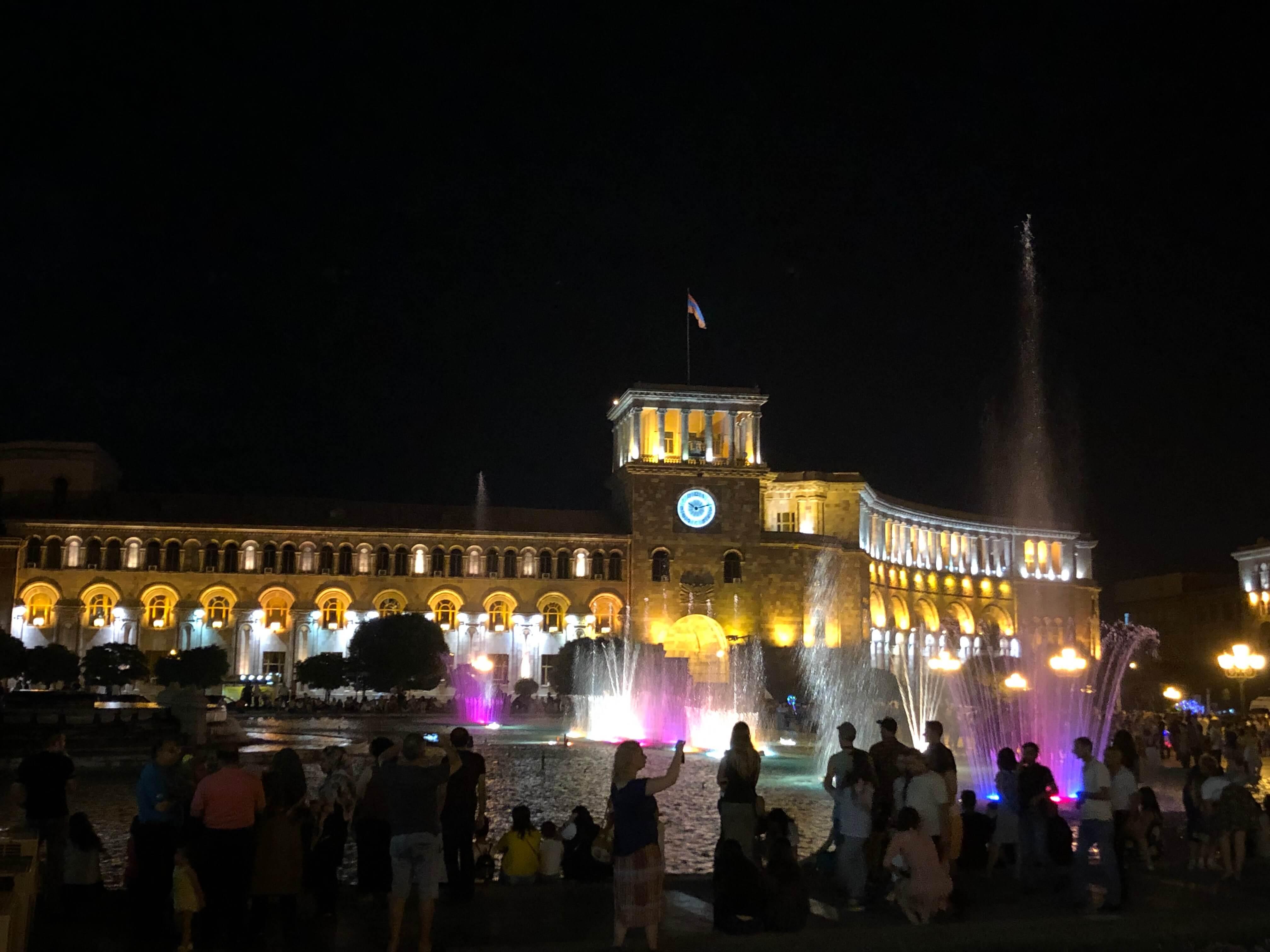 IMG 4972 - 【アルメニア エレバン】ズヴァルトノッツ国際空港への行き方とプライオリティーパスが使えるラウンジ