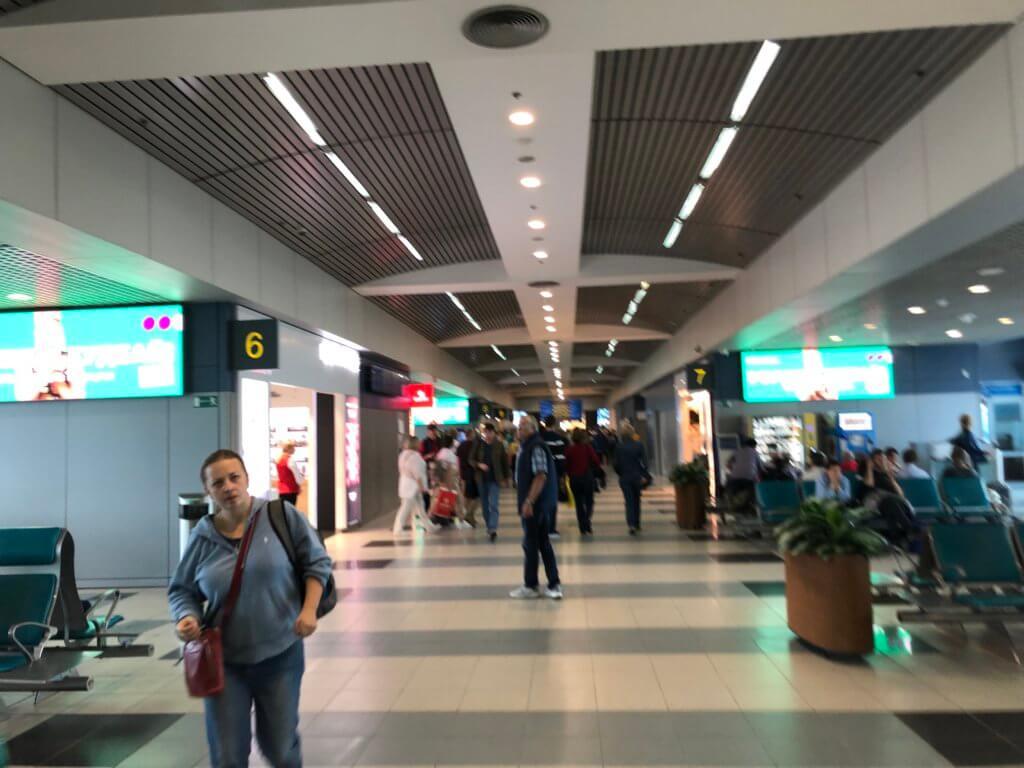 IMG 4979 1024x768 - 【ロシア モスクワ】プライオリティーパスで入られるドモジェドヴォ空港のラウンジ