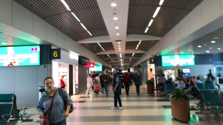 IMG 4979 730x410 - 【ロシア モスクワ】プライオリティーパスで入られるドモジェドヴォ空港のラウンジ