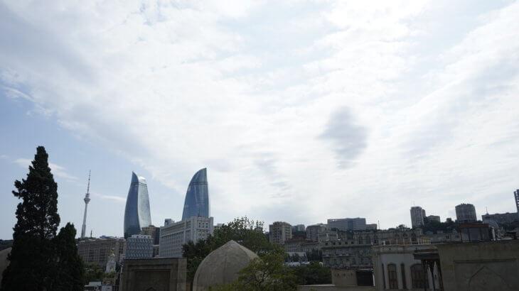 【アゼルバイジャン バクー】1日で回るモデルコース!城壁の旧市街地とバブリーな新市街地