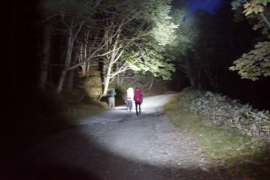 DSC5873 1024x683 - 【尾瀬(1)】バスタ新宿から大清水へと始まる尾瀬の旅。草紅葉の尾瀬までの道