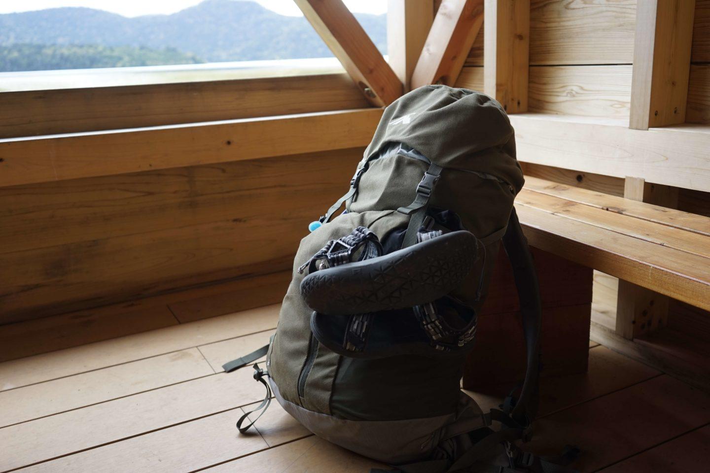 DSC5941 - 服、タオル。かさむ。どう選ぼう・・バックパッカーの持ち物選びの技術