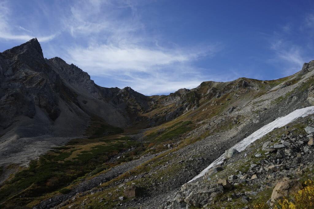 DSC6181 1024x683 - 【白馬岳】ソロ小屋泊。バスと電車で往復した初秋の白馬岳