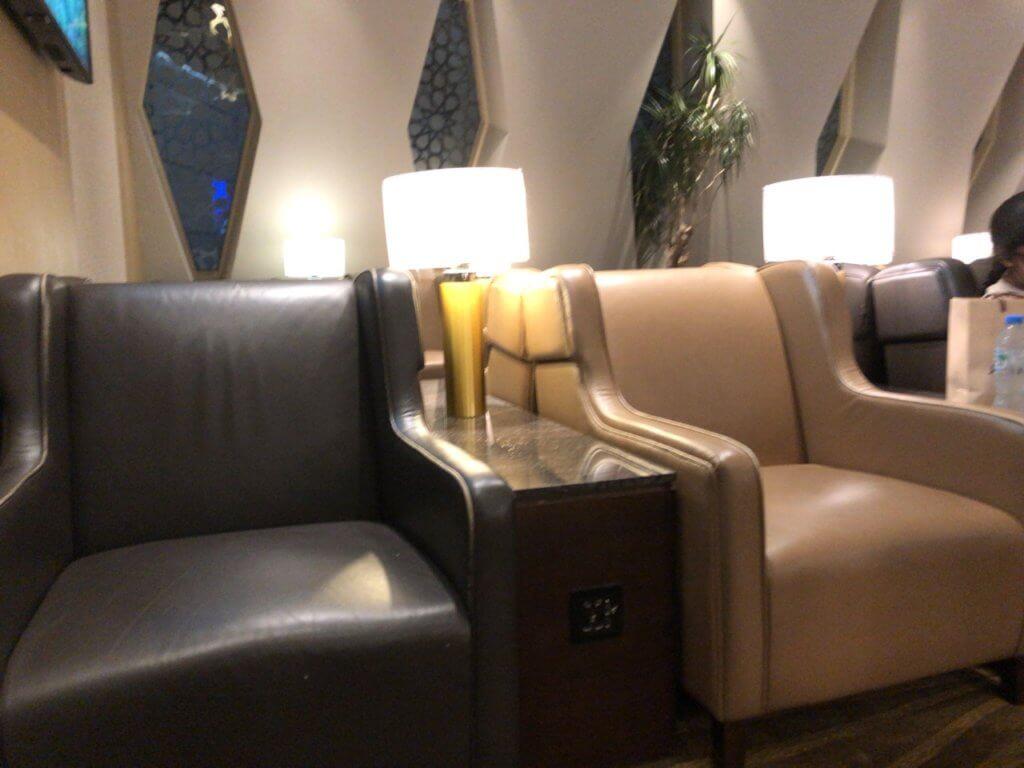 IMG 5003 1024x768 - 【UAE アブダビ】プライオリティーパスが使えるアブダビ空港のラウンジ