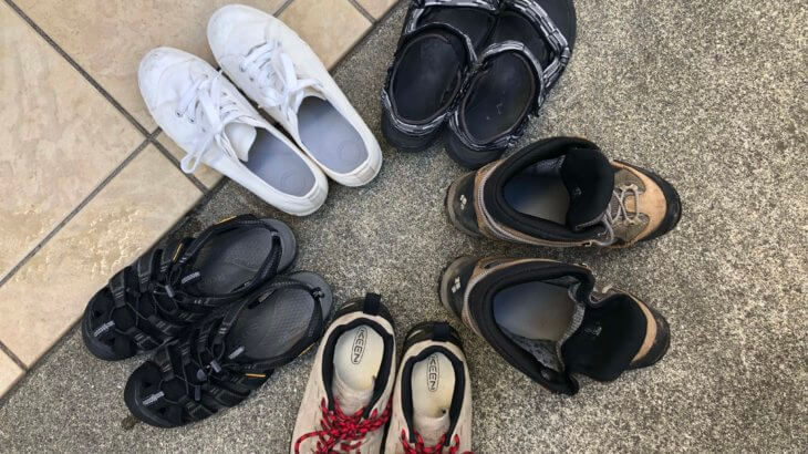 IMG 5345 730x410 - 旅と靴:バックパッカーの最適の靴はこれだ!