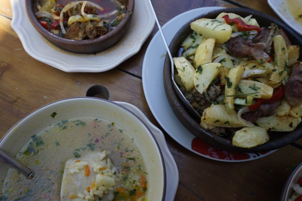 DSC5174 1024x683 - 【ジョージア】安くておいしい食べ物の紹介。ジョージア名物料理たち!