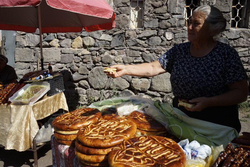 DSC5635 1 1024x683 - 【アルメニア】ジョージア以上!?食事がおいしい国アルメニアの名物料理はザリガニだけじゃない!