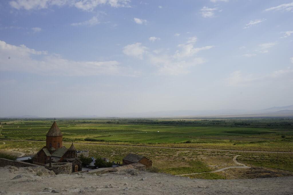 DSC5747 1024x683 - 【アルメニア】アララト山が輝く国・アルメニアの見どころとモデルコース