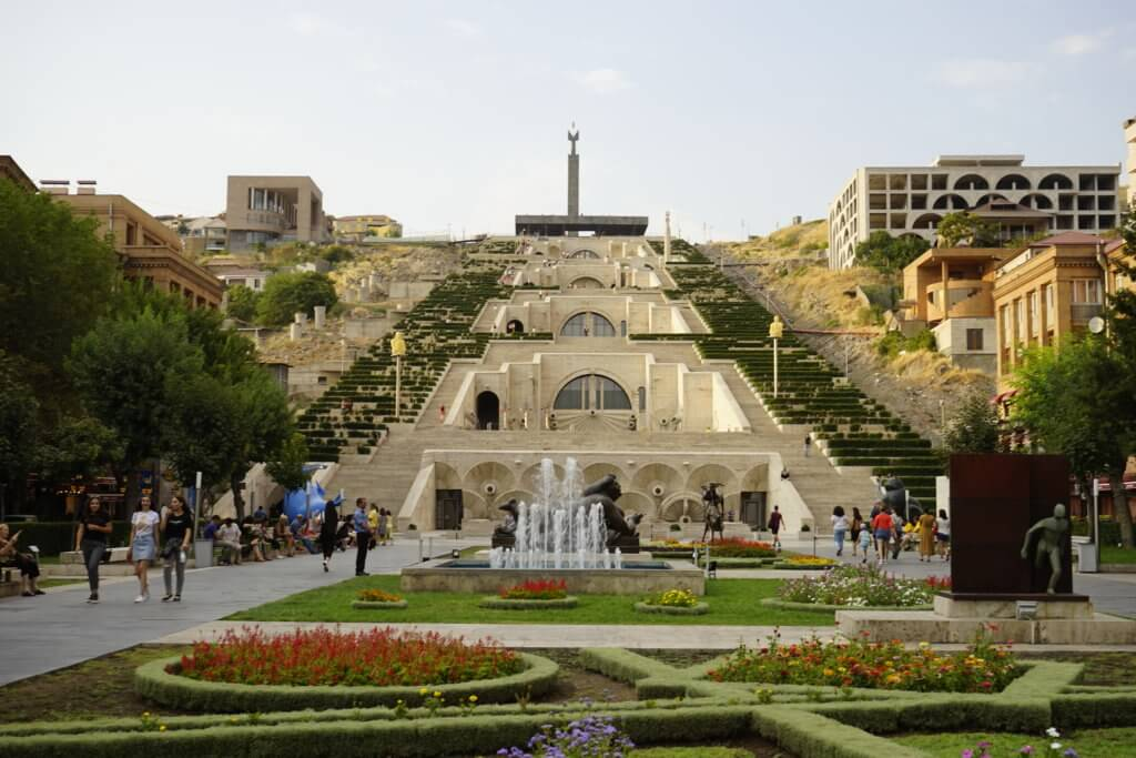 DSC5774 1024x683 - 【アルメニア】アララト山が輝く国・アルメニアの見どころとモデルコース