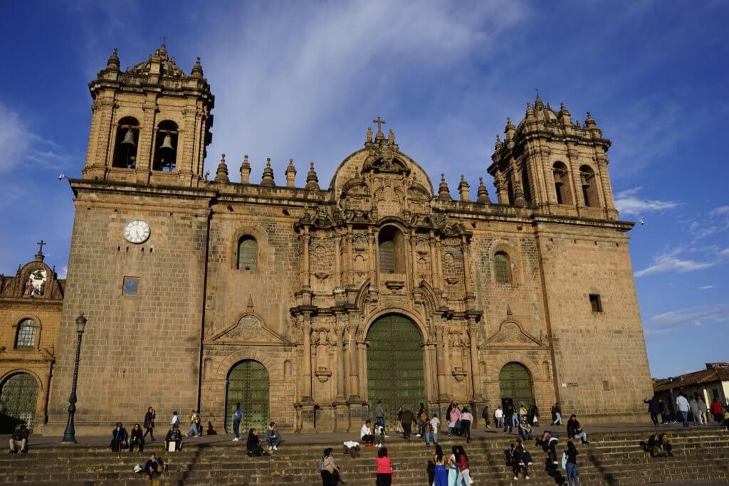 DSC7084 1024x683 - 【ペルー クスコ】クスコ市内の観光の定番。二つの市場と観光モデルコース