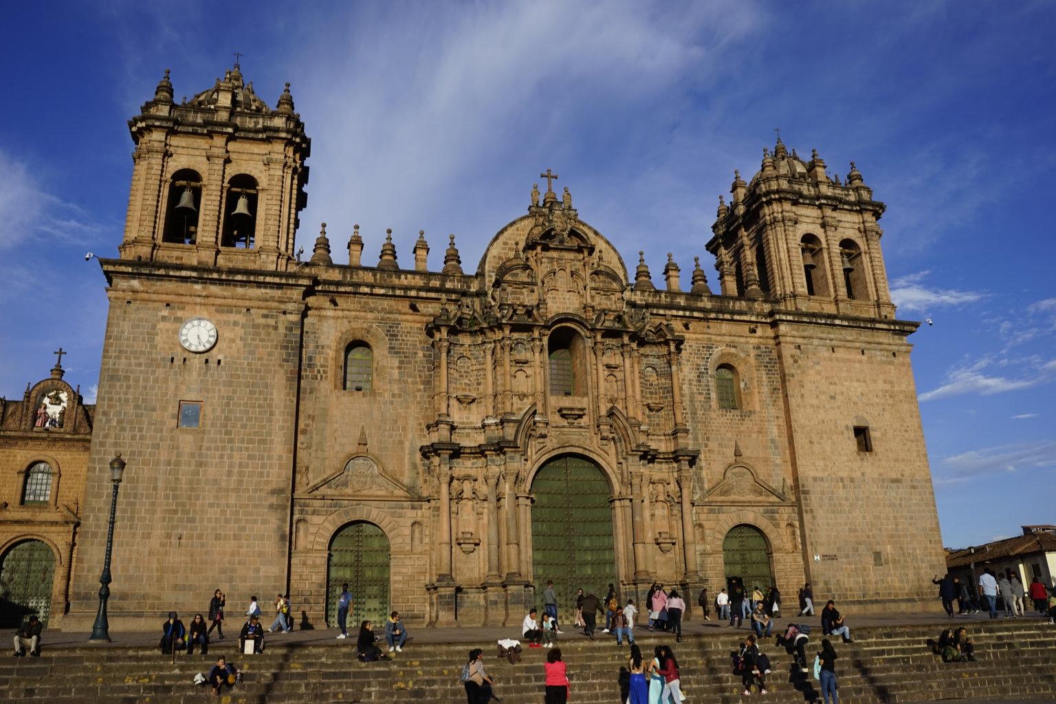DSC7084 1536x1024 - 【ペルー クスコ】クスコ市内の観光の定番。二つの市場と観光モデルコース
