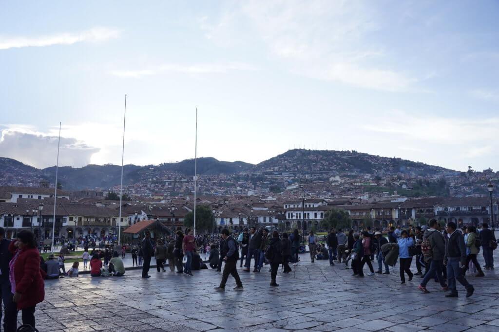 DSC7085 1024x683 - 【ペルー クスコ】クスコ市内の観光の定番。二つの市場と観光モデルコース