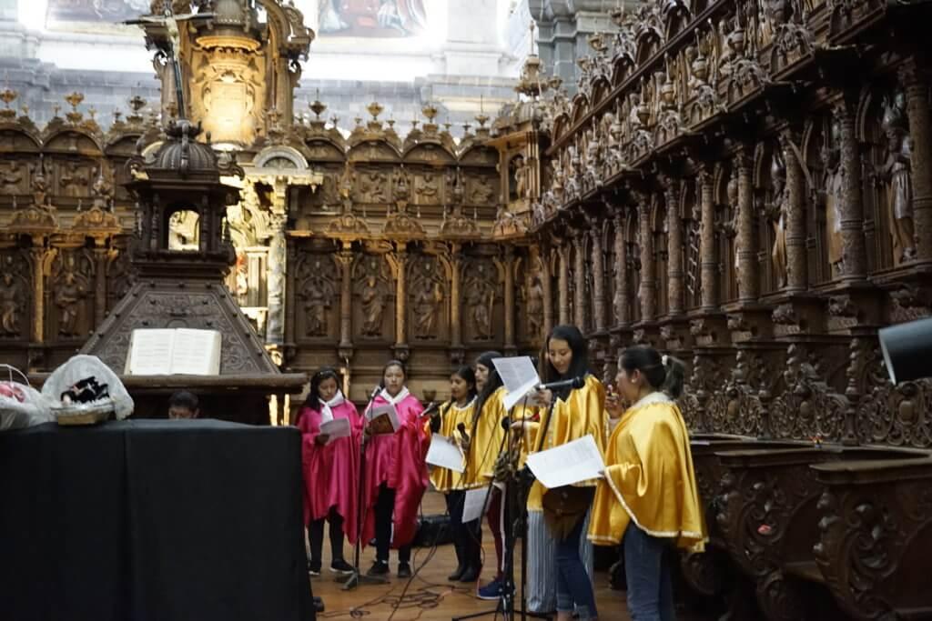 DSC7630 1024x683 - 【ペルー クスコ】クスコ市内の観光の定番。二つの市場と観光モデルコース