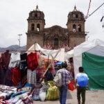 【ペルー クスコ】クスコ空港・駅・バスターミナルからクスコの中心部アルマス広場までの行き方