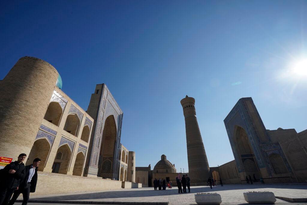 DSC7957 2 1024x683 - 【ウズベキスタン】弾丸一人旅にも女子旅にも!ゆるく楽しむシルクロードの観光地、ウズベキスタンが魅力的な6つの理由