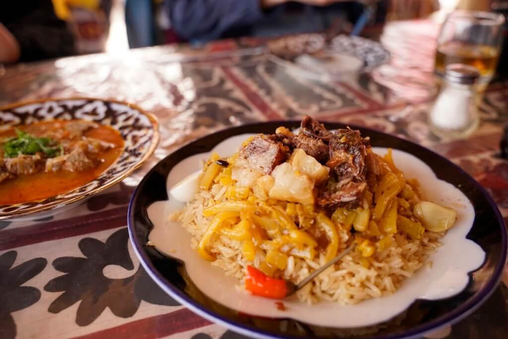 DSC8169 1024x683 - 【ウズベキスタン】おいしい食べ物がたくさん!ウズベキスタンの名物と食文化