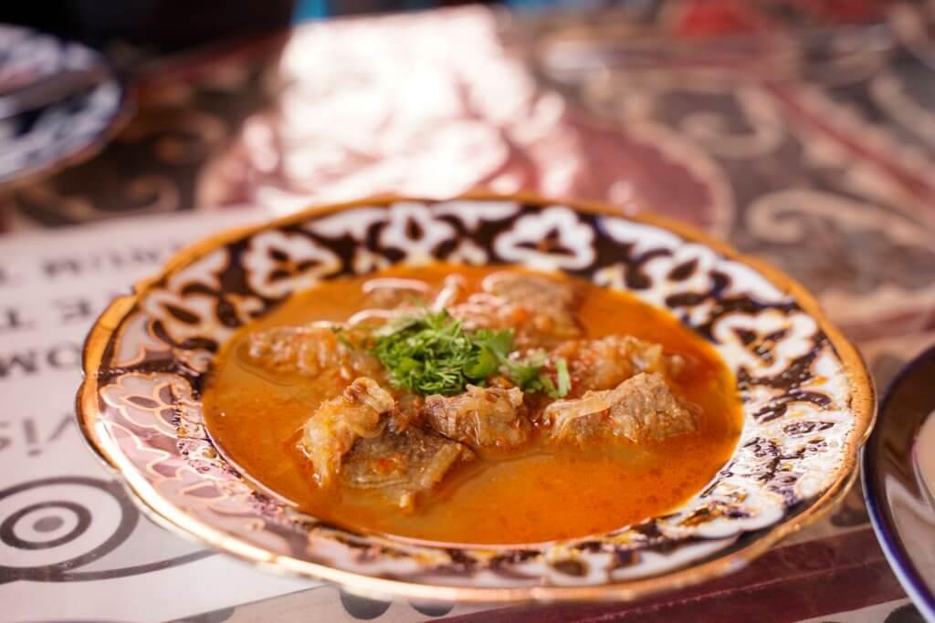 DSC8170 1024x683 - 【ウズベキスタン】おいしい食べ物がたくさん!ウズベキスタンの名物と食文化