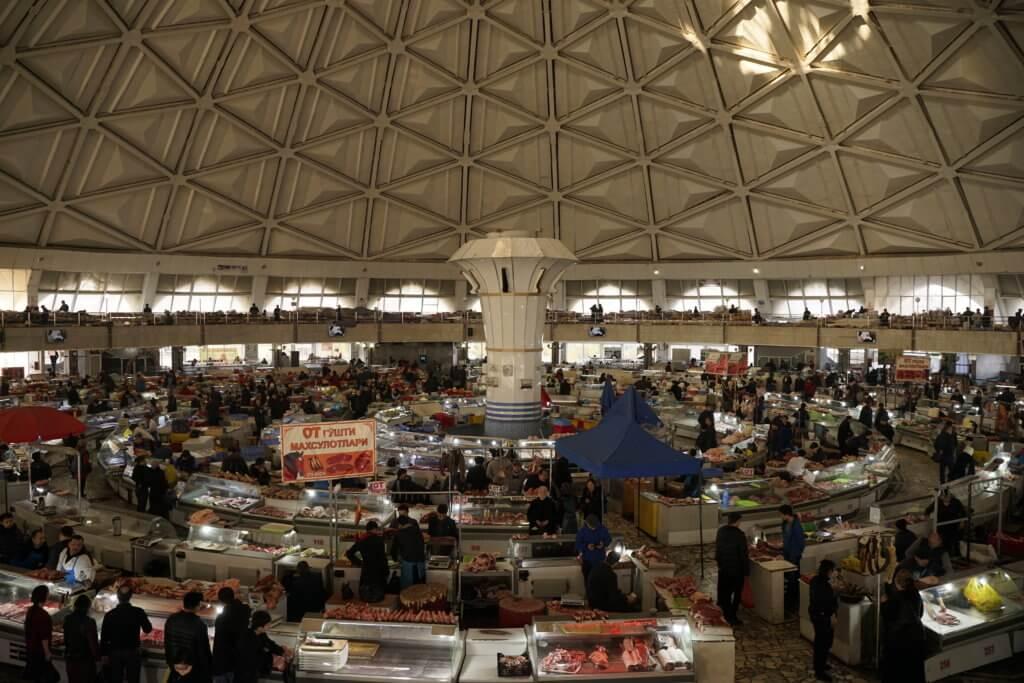 DSC8329 1024x683 - 世界の市場-世界の胃袋を支える台所-