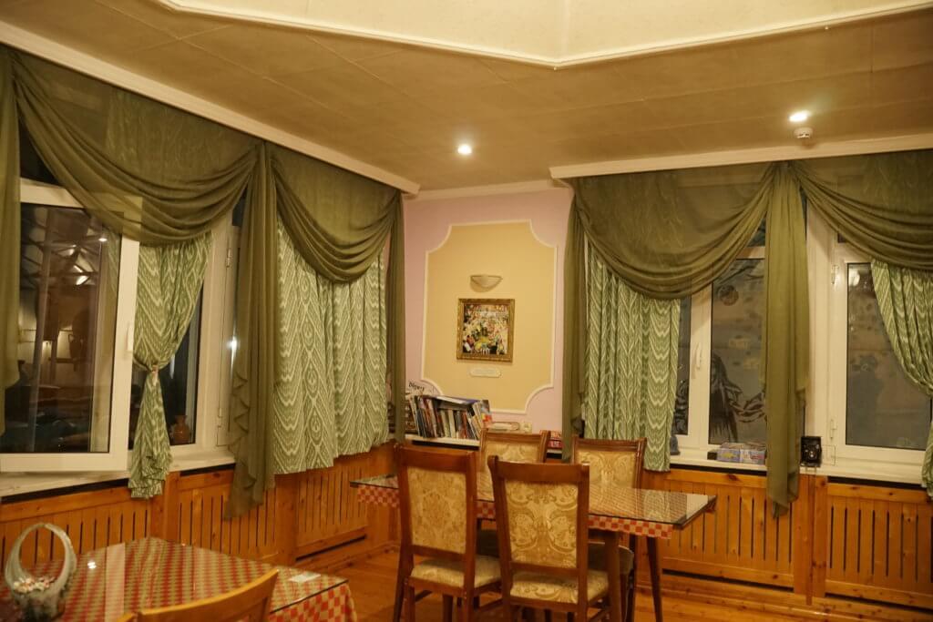 DSC8355 1024x683 - 【ウズベキスタン タシュケント】タシュケントの居心地最高の日本人宿「Art Hostel」