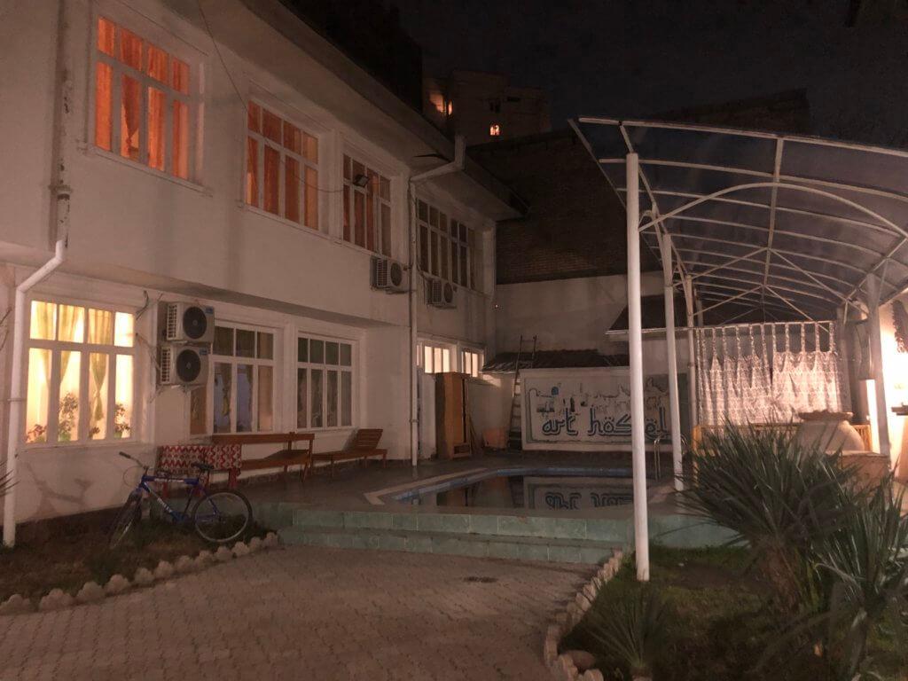 IMG 6131 1024x768 - 【ウズベキスタン タシュケント】タシュケントの居心地最高の日本人宿「Art Hostel」