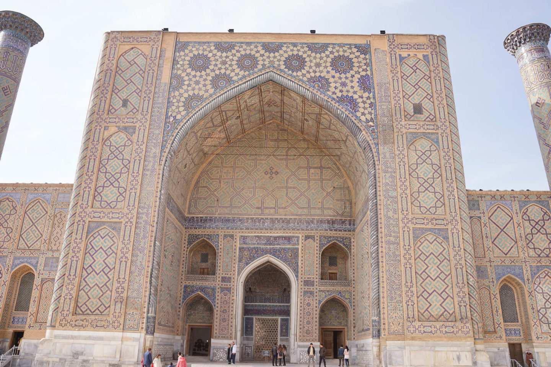 241 DSC8150 - 【ウズベキスタン サマルカンド・ブハラ】シルクロードを感じよう!ウズベキスタンの二大観光地
