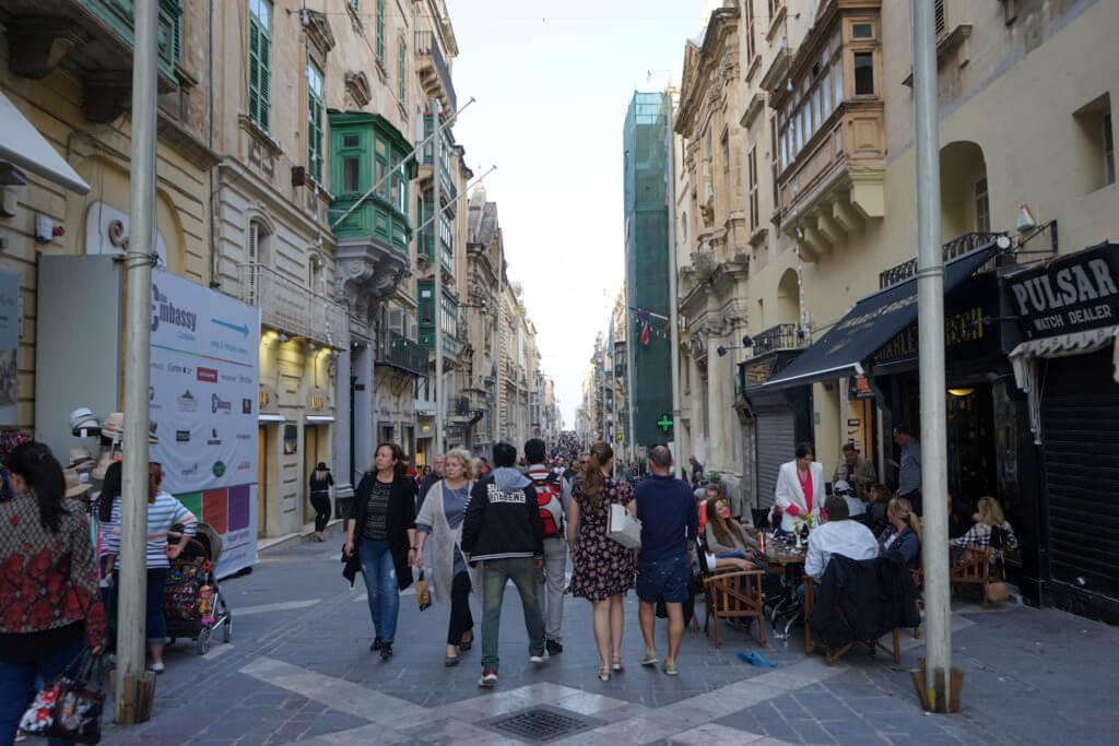 DSC06624 1024x683 - 【マルタ ヴァレッタ】マルタに行く前に知っておきたい!女子旅で大人気のヴァレッタの街の特徴とその見方