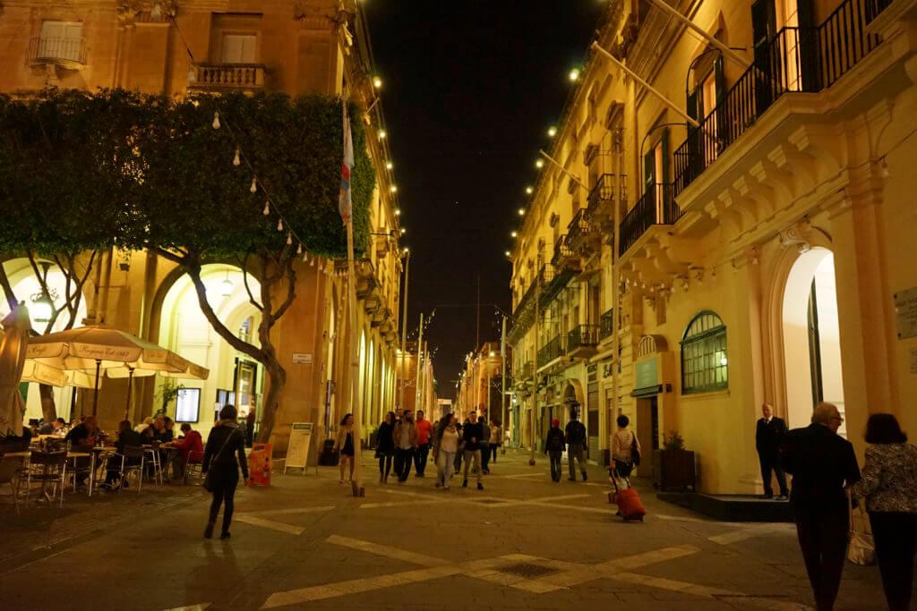 DSC06636 1024x683 - 【マルタ ヴァレッタ】マルタに行く前に知っておきたい!女子旅で大人気のヴァレッタの街の特徴とその見方