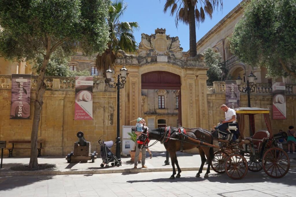 DSC06811 1024x683 - 【マルタ ヴァレッタ】マルタに行く前に知っておきたい!女子旅で大人気のヴァレッタの街の特徴とその見方