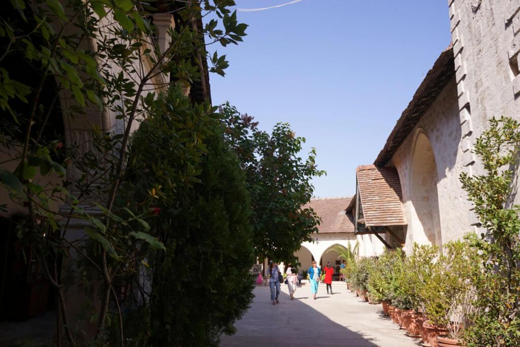 DSC07126 1024x683 - 【キプロス トロードス】山の中の美しい教会群!世界遺産地域へ行ってみよう。