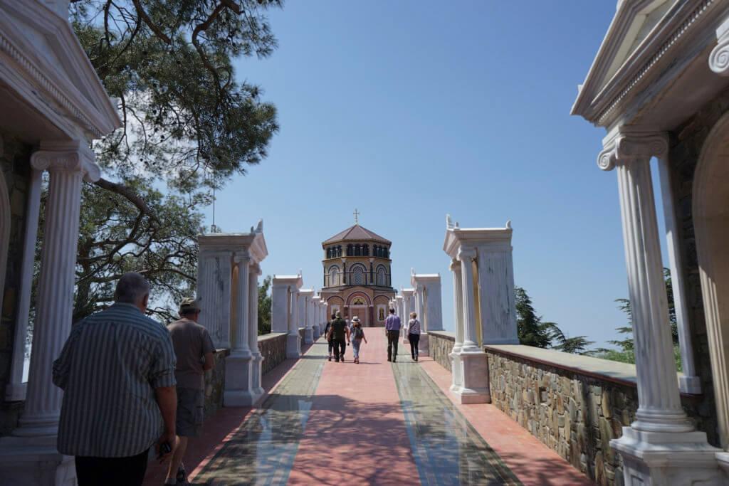 DSC07138 1024x683 - 【キプロス トロードス】山の中の美しい教会群!世界遺産地域へ行ってみよう。