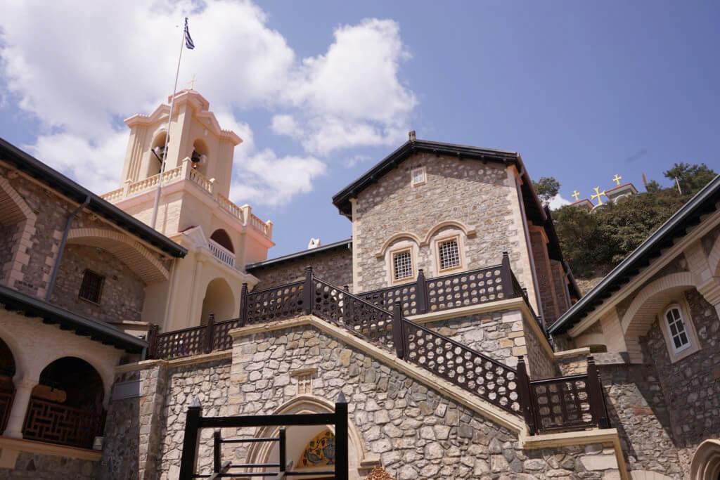 DSC07149 1 1024x683 - 【キプロス トロードス】山の中の美しい教会群!世界遺産地域へ行ってみよう。