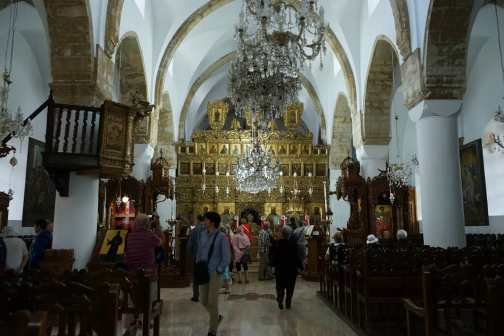 DSC07162 1024x683 - 【キプロス トロードス】山の中の美しい教会群!世界遺産地域へ行ってみよう。