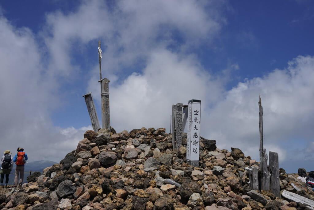 DSC8671 1024x683 - 【福島 一切経山】初心者でも気軽にトレッキング!エメラルドな湖を見に一切経山へ!