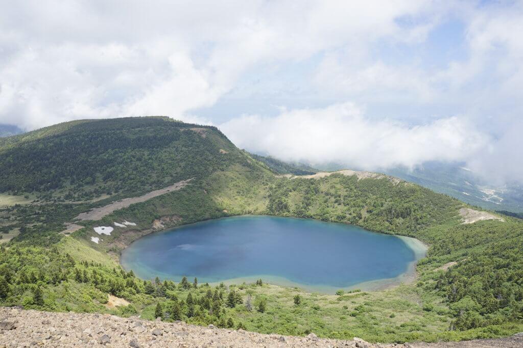 DSC8673 1024x683 - 【福島 一切経山】初心者でも気軽にトレッキング!エメラルドな湖を見に一切経山へ!