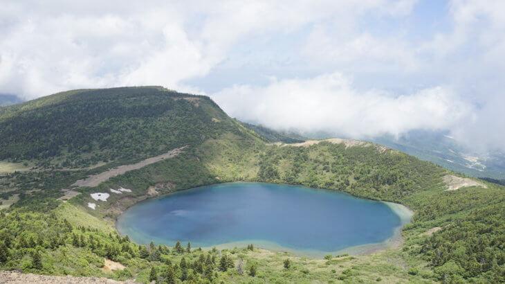 DSC8673 730x410 - 【福島 一切経山】初心者でも気軽にトレッキング!エメラルドな湖を見に一切経山へ!