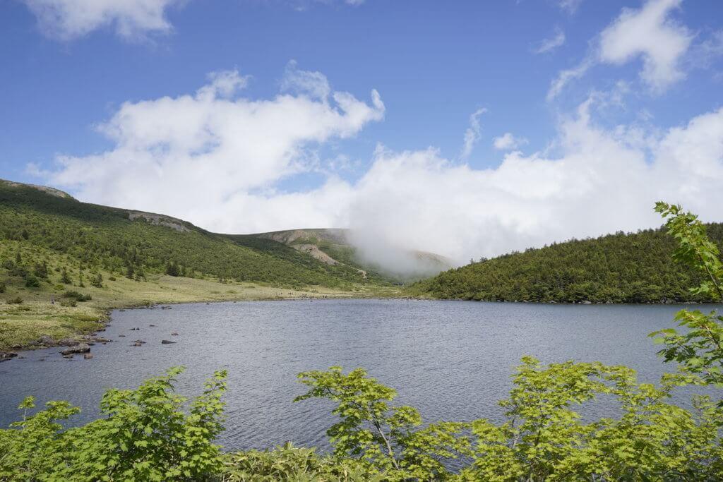 DSC8696 1024x683 - 【福島 一切経山】初心者でも気軽にトレッキング!エメラルドな湖を見に一切経山へ!