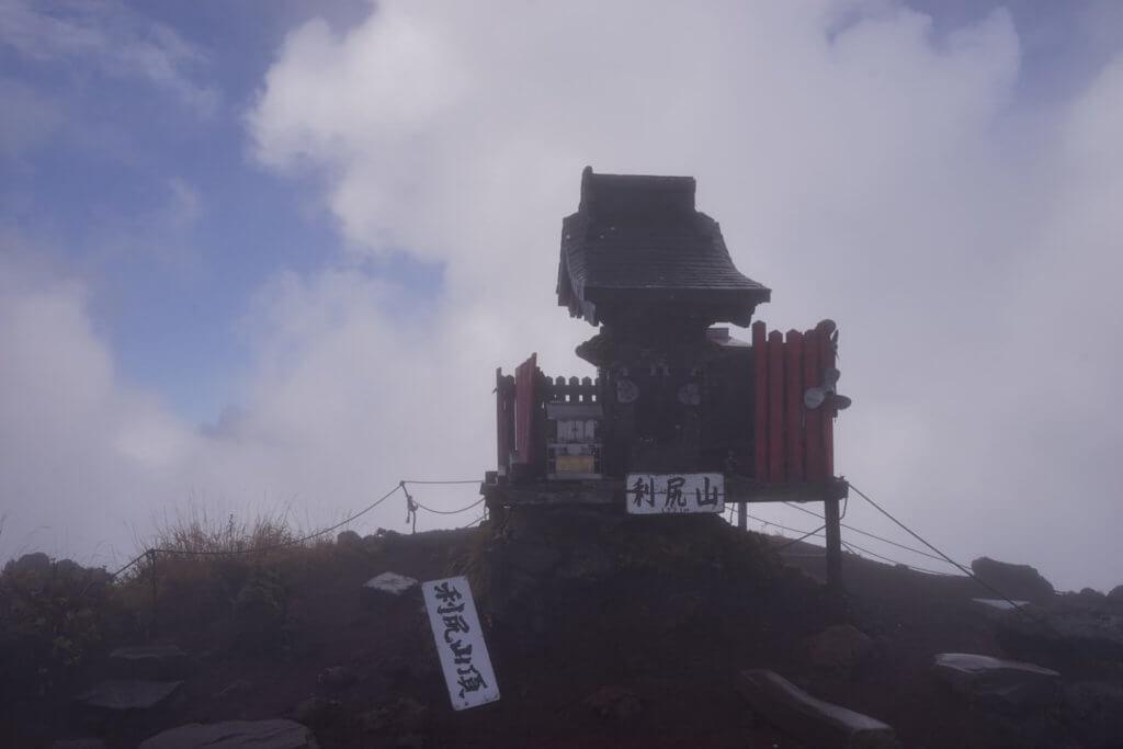 DSC9223 1024x683 - 【北海道 利尻岳】神々しさと海。最北端の百名山。北麓野営場から利尻岳への道のり
