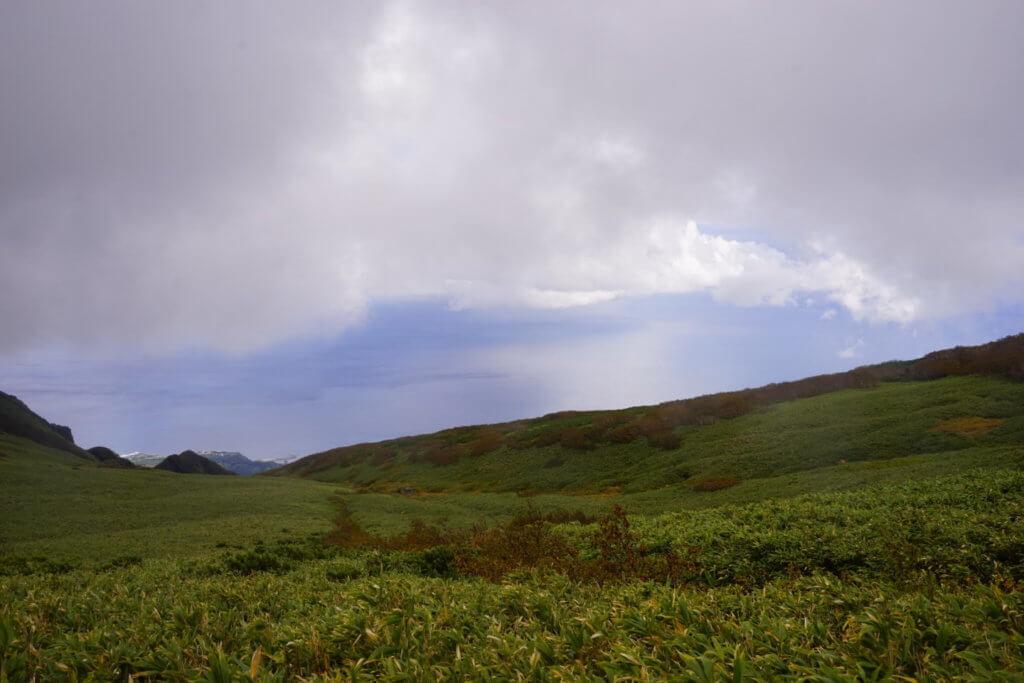 DSC9266 1024x683 - 【北海道 利尻岳】神々しさと海。最北端の百名山。北麓野営場から利尻岳への道のり