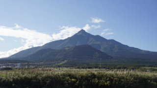 DSC9358 320x180 - 【北海道 利尻岳】神々しさと海。最北端の百名山。北麓野営場から利尻岳への道のり