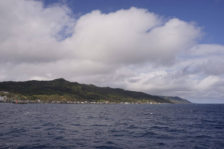 DSC9410 - 【北海道 礼文島】なだらかな山と海の絶景(1)一泊二日の島の旅の始まり。