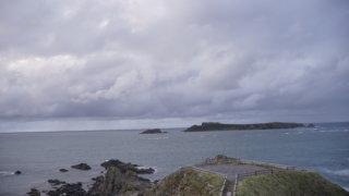 DSC9467 320x180 - 【北海道 礼文島】なだらかな山と海の絶景(2)-礼文島のハイライト!澄海(スカイ)岬とスコトン岬