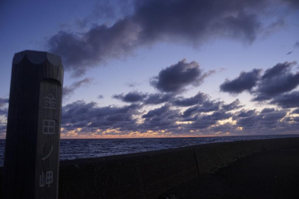 DSC9530 1024x683 - 【北海道 礼文島】なだらかな山と海の絶景(3)-日の出、使われない空港、北のカナリアパーク。