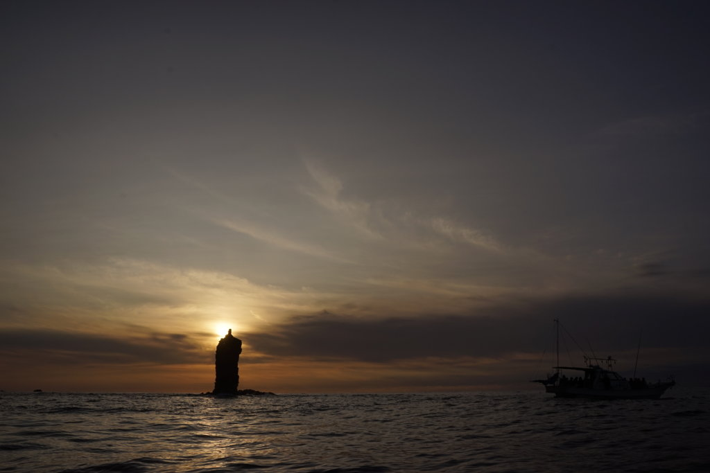 DSC0020 1024x683 - 【隠岐 島後】輝くローソク島とコテージ泊。隠岐島後の楽しみ方!