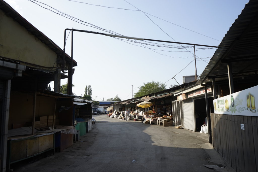DSC5126 1024x683 - 【ジョージア カズベギ】コーカサスの桃源郷。カズベギへの道(1)