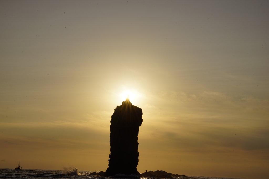 DSC9983 1024x683 - 【隠岐 島後】輝くローソク島とコテージ泊。隠岐島後の楽しみ方!
