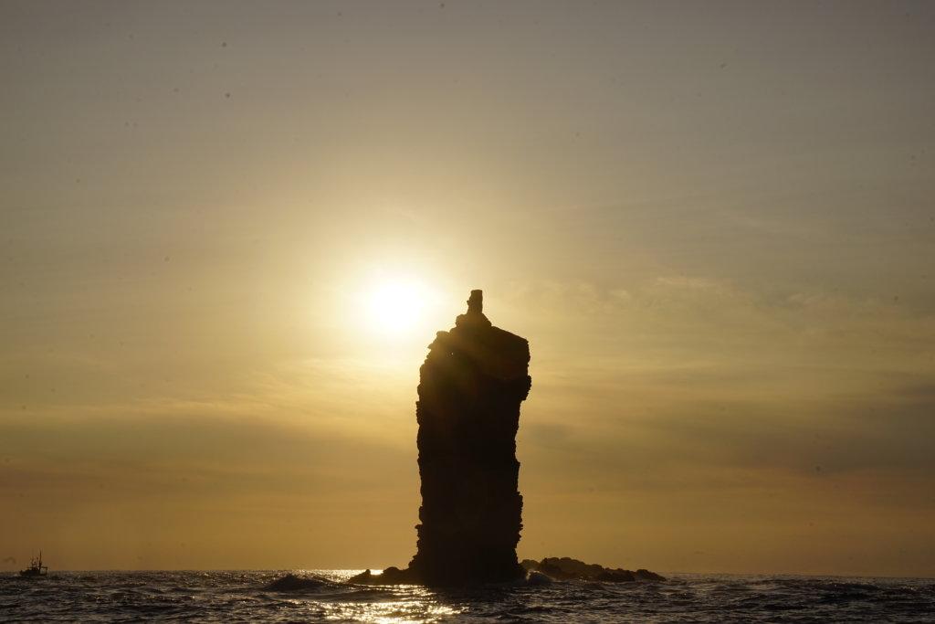 DSC9984 1024x683 - 【隠岐 島後】輝くローソク島とコテージ泊。隠岐島後の楽しみ方!