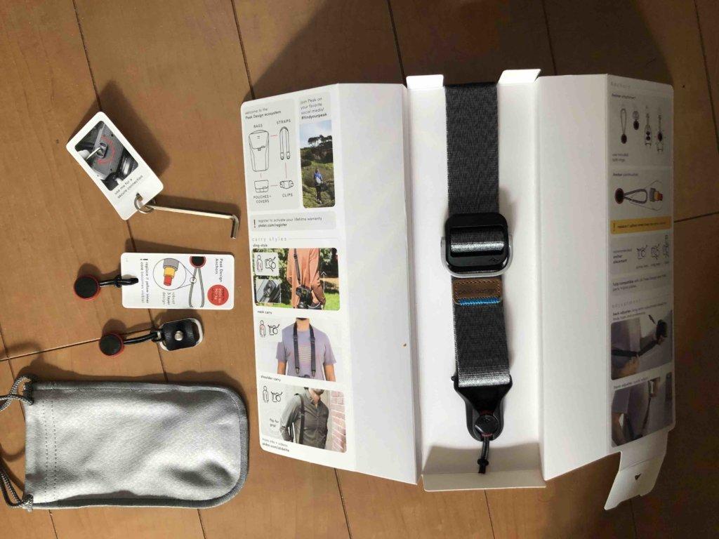 """IMG 7860 1024x768 - カメラストラップの決定版!peak designの""""slide lite""""は機動的なカメラワークとカメラ持ち歩きに適した便利なストラップ"""