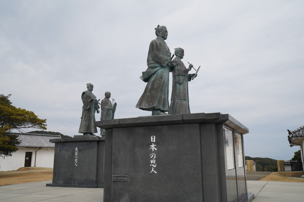 DSC00380 1024x683 - 【熊本・長崎旅4】天草から島原へ!歴史を学ぶと旅は楽しい!