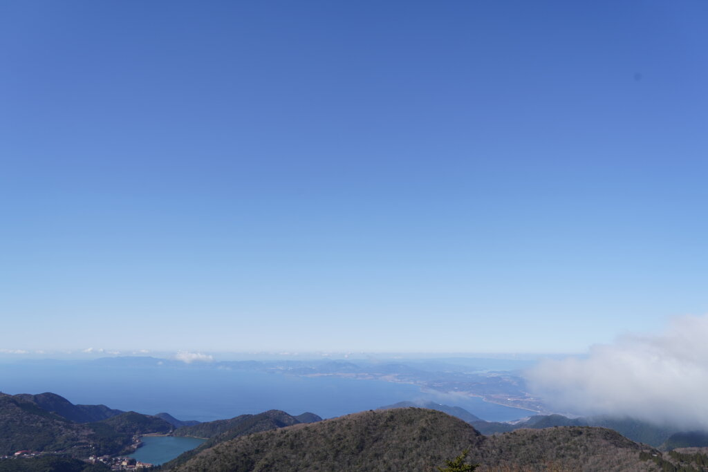 DSC00427 1024x683 - 【熊本・長崎旅6】島原半島の雲仙の温泉宿を満喫して雲仙に登ってみた話