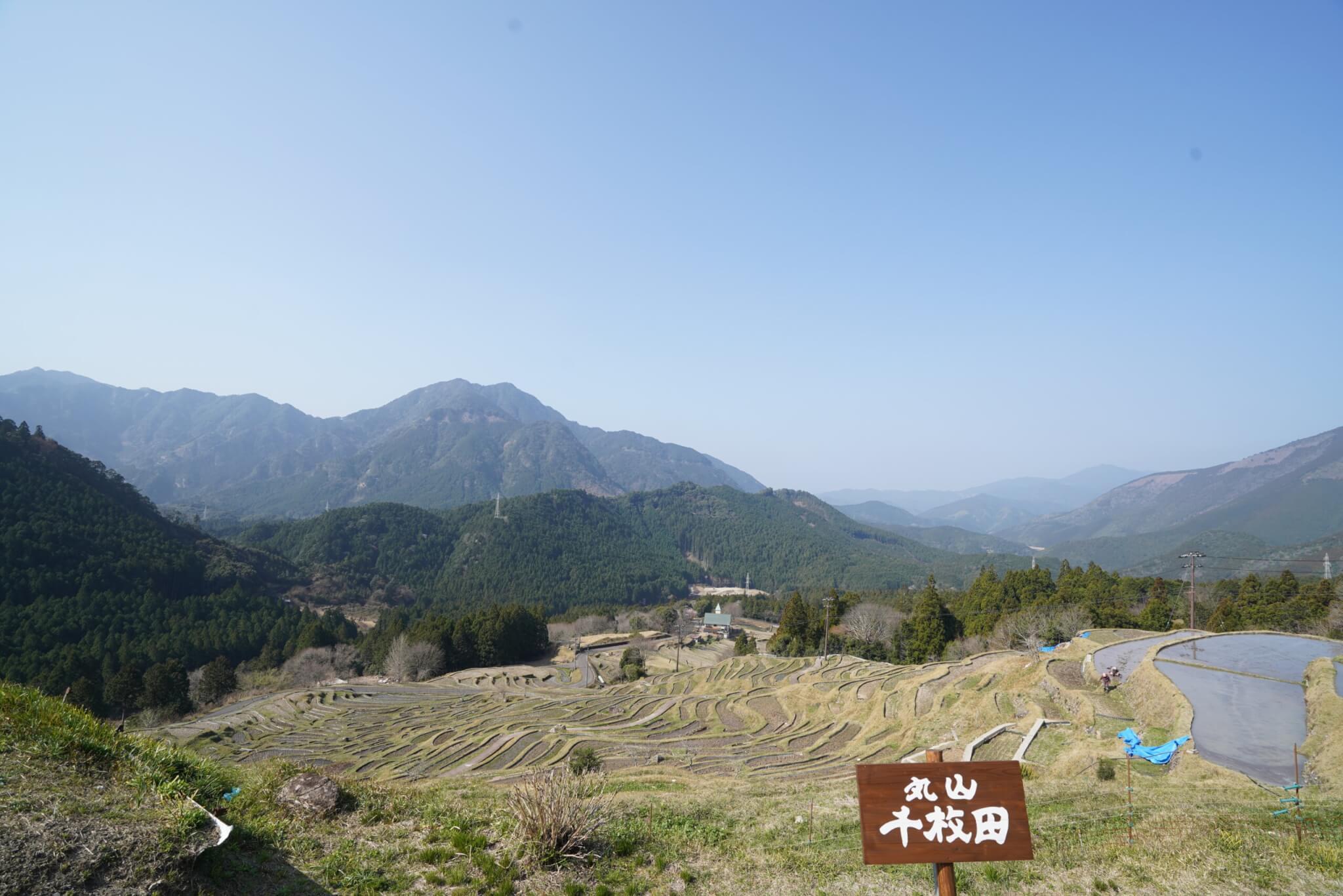 DSC00796 scaled - 【三重】日本一の棚田!?丸山千枚田に行ってみよう!